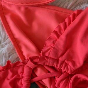 Seafolly Swim - 🆕 Hot Pink Mismatched Bikini